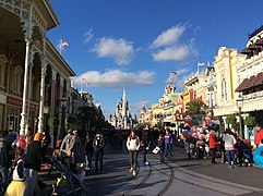 magic kingdom wikipedia