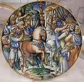 Maiolica di urbino, francesco Maria I della rovere e maldonato, 1550-1580 ca.,2.jpg