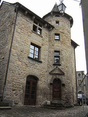 Le Bleymard - The town hall of Le Bleymard
