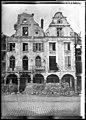 Maison - Façades des maisons de la Grande Place - Arras - Médiathèque de l'architecture et du patrimoine - APDU001340.jpg