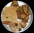 Maithili New Year or Jur Sital, taruwa plate - 20200414.jpg