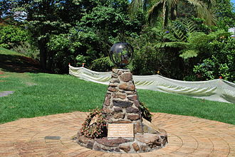 Maleny, Queensland - Maleny War Memorial, 2008
