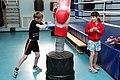 Malfermo de infana boksoklubo en Tjumeno 11.jpg