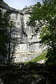 Malham Cove from below - geograph.org.uk - 1236.jpg