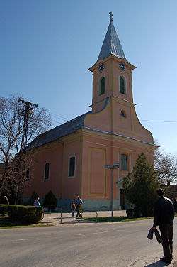 Church of Saint Anne in Mali Iđoš