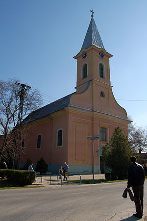 Mali Iđoš - Church of Saint Anne in Mali Iđoš