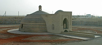 Ab anbar - A sardaba in Uzbekistan