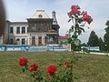 Malyi Vystorop - Manager's house with rose.jpg