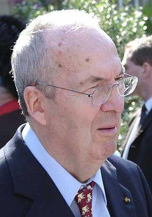 Manfred Rommel - Manfred Rommel in 2004