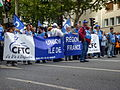 Manifestation du 2 Octobre 2010 - Tête CFTC (5046589013).jpg