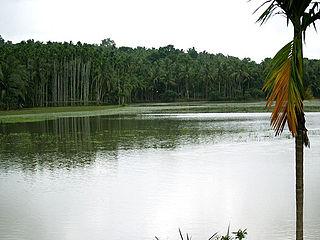 Manjeri Municipality in Kerala, India