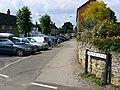 Manor Lane junction with High Street, Shrivenham - geograph.org.uk - 893858.jpg