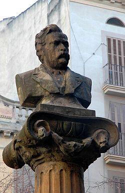 Manresa - Josep Anselm Clavé i Camps.JPG