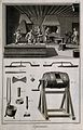 Manufacture of bits for horses with various tools of the tra Wellcome V0023636ER.jpg