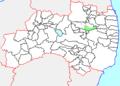 Map.Iwashiro-Town.Fukushima.PNG