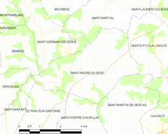 Map commune FR insee code 33367.png