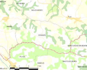 Map commune FR insee code 40214.png