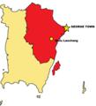 Map of Batu Lanchang, George Town, Penang.png