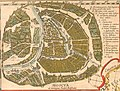 Map of Moscow in 1645, from- Blaeu 1645 - Tabula Russiæ (cropped).jpg
