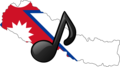 Map of nepal with music.png
