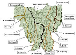Map of rivers and canals in Jakarta 2012.jpg