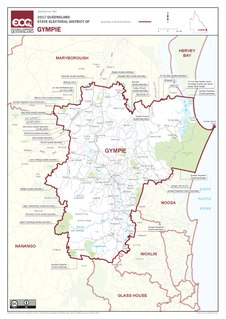Electoral district of Gympie State electoral district of Queensland, Australia