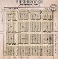Map showing the plat of Sherbrooke, Steele County, North Dakota.jpg