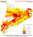 Mapa perill incendis 2012 08 15.png