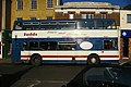 March - the local bus arrives from Wisbech - geograph.org.uk - 2538885.jpg