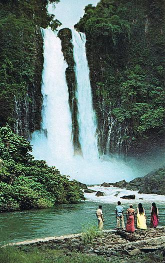 Iligan - Maria Cristina Falls