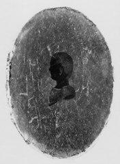 Maria Wickberg, född 1830, gift med professor Berglind