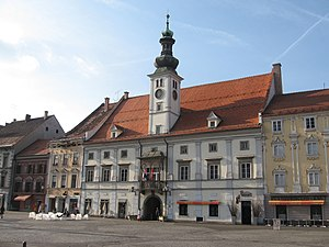 Maribor - Maribor Town Hall
