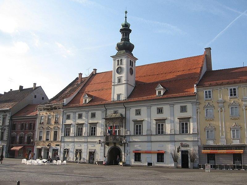 Slika:Maribor Rotovž.jpg