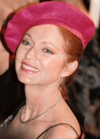Marie-France Pisier - 1992 photo