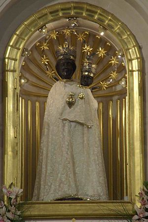 Aloysius Stepinac - The Black Madonna of Marija Bistrica, to which Stepinac led a pilgrimage soon after his consecration
