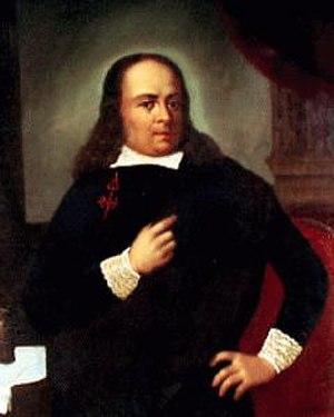 Tomás Marín de Poveda, 1st Marquis of Cañada Hermosa - Image: Marin De Poveda