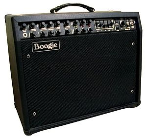 "Mesa Boogie Mark Series - Mesa-Boogie ""Mark IV"", a guitar combo amplifier"
