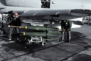 Mark 81 bomb Low-drag general-purpose bomb