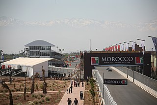 Circuit International Automobile Moulay el Hassan