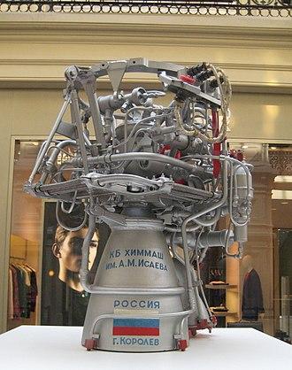 Venera - Venera station liquid based engine.