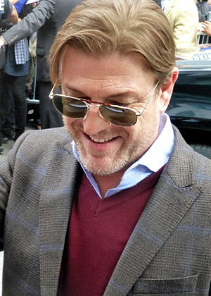 Sean Bean - Bean at a press conference for Ridley Scott's The Martian, 2015 Toronto Film Festival