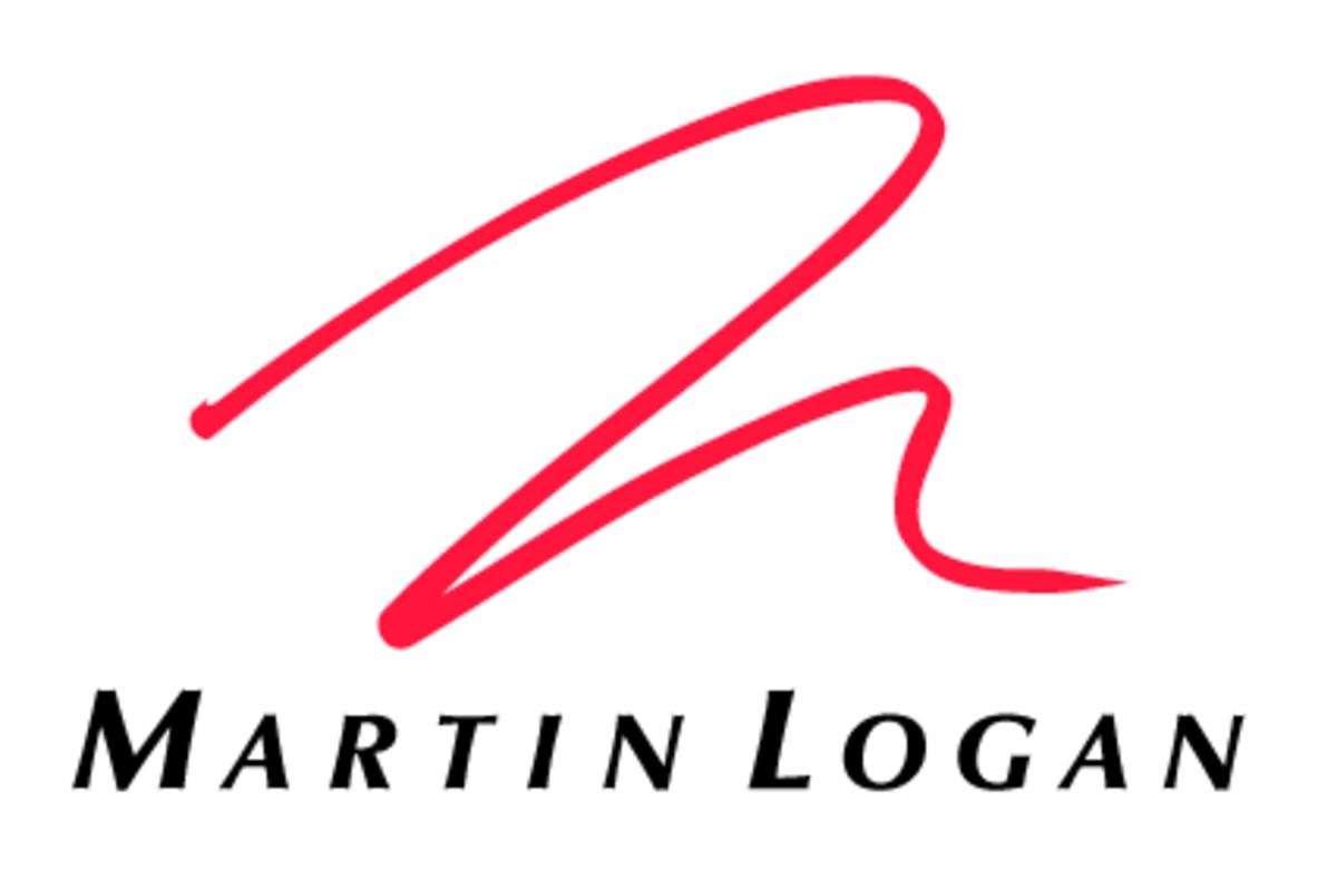 Resultado de imagen para martin logan logo