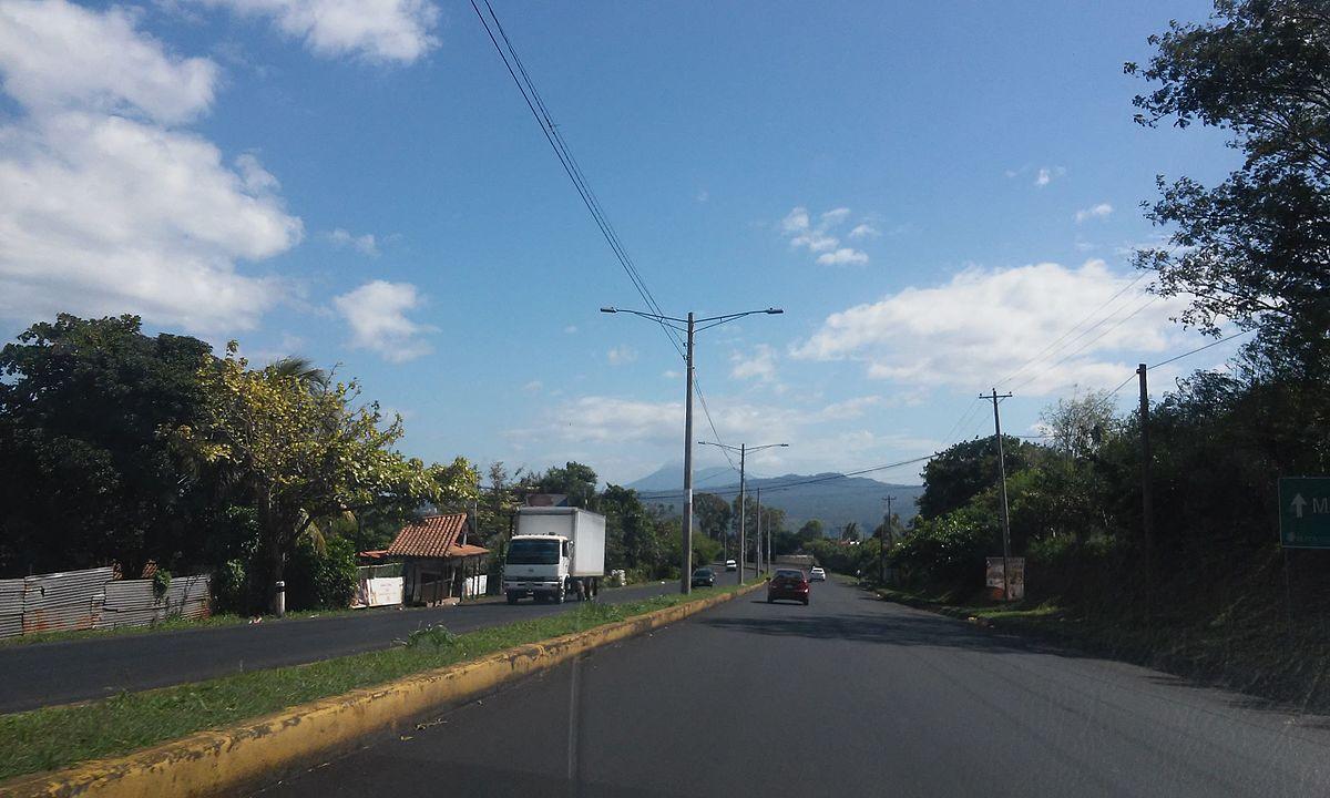 carretera a masaya