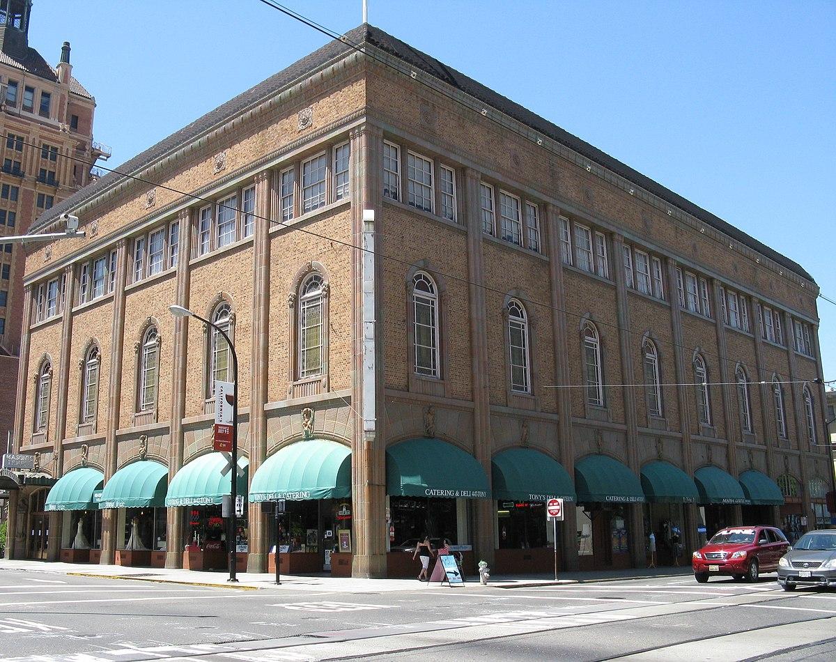 Px Masonic Temple C Sacramento C Ca