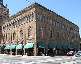 Sacramento Masonic Temple United States historic place