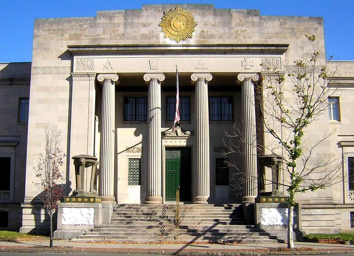 What Is Mps >> Masonic Temple (Quincy, Massachusetts) - Wikipedia