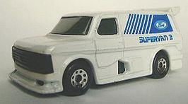 Ford Supervan II