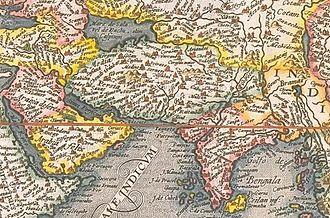 Greater Iran - Image: Matthaus 1598