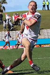 Matthew Dufty Australian rugby league footballer (b. 1996)