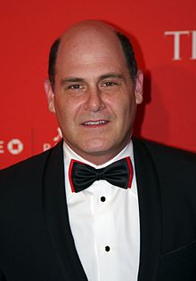 alt=Description de l'image Matthew Weiner 2011 Shankbone.JPG.